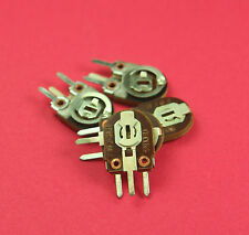 5pack -10k ¼ Watt Trimmer Trim Pot Potentiometer Resistors NEW