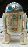 VINTAGE KENNER STAR WARS 1977 FIRST 12 R2-D2 COMPLETE LOOSE FIGURE HONG KONG COO