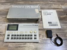 Roland TR-505 Drum Machine Classic Fully Functional Great Drum Machine W/Box