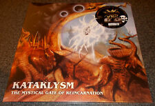 Kataklysm-mística Gate - 2015 óxido Rojo Vinilo Lp-Limitada a 100-NEW y Sellado