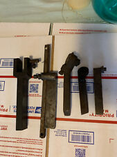 Lot of 5 Assorted Tool Holders - Various Brands