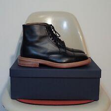 Tricker's Axton toecap Boot señores botas 8,5 9 43 made in uk Trickers brogue