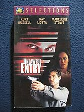 Unlawful Entry [VHS] [VHS Tape] [1992]
