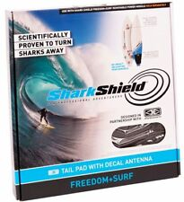 Shark Shield Freedom+ Surf Tail Pad Antenna Decal Only