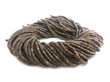 Tagnipis Shell Heishi Beads  (2 - 3 mm, 24 Inches Strand)