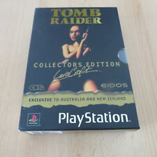 Tomb Raider Édition Collector ps1 Pal