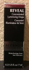 Algenist Reveal Concentrated Luminizing Drops *Rose* .23oz *NIB*