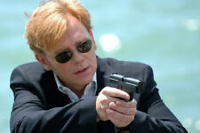 David Caruso With Gun Csi Miami 11x17 Mini Poster