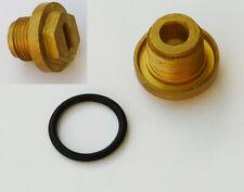 Thermostat Boîtier Laiton Prise & Joint,MGB,Midget Triumph Vie TR7 TR8,KTP9401