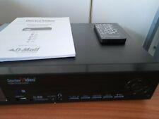 Doctor Video Convertitore Vhs-Videocam + Telecomando (come nuovo)