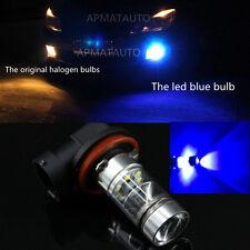 2x H11 H8 Blue  OSRAM LED Fog Light No Error For  BMW E71 X6 M E70 X5 E83 F25 X3