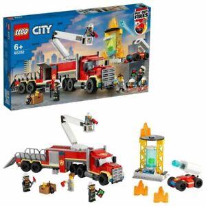 LEGO 60282 City Fire Command Unit New Sealed