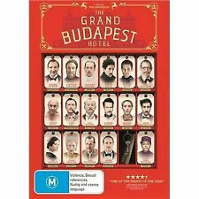 The Grand Budapest Hotel (DVD, 2014)