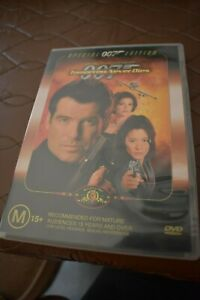 SPECIAL 007 EDITION TOMORROW NEVER DIES DVD