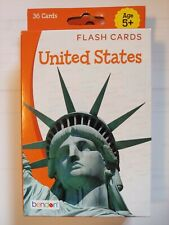 Educational/School Supplies: 36 Flashcards of the