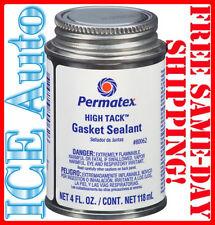 3-DAY SALE!! PERMATEX 80062 High Tack Gasket Sealant Brush Top 4 oz