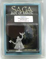 SAGA SSM01 Shieldmaiden Warlord (Age of Magic) Female Warrior Lord Champion Hero