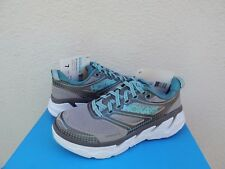 HOKA ONE ONE CONQUEST 3 PAVEMENT GREY RUNNING SHOES, US 7/ EUR 38 2/3  ~ NWT
