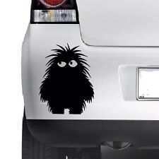 HAIRY MONSTER STICKER CAR Bumper Wall Window Laptop JDM VINYL DECALS STICKERS VW