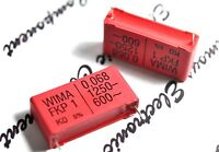 1pcs - WIMA FKP1 0.068uF (0,068µF 68nF) 1250V 5% pitch:37.5mm Capacitor