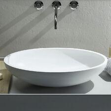 Lavabo da Appoggio in Solid Surface modello Ovo Relax Design