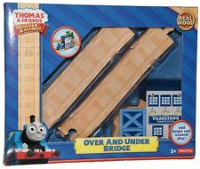 VICARSTOWN OVER UNDER BRIDGE Thomas & Friends WOODEN RAILWAY New in Box