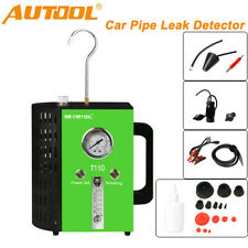 Automotive Smoke Leak Detector Pipe EVAP System Diagnostic Service Tools