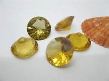 198 Diamond Confetti 20mm Wedding Table Scatter - Coffee