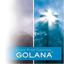 Golan, Golaná, Golana - Lone Pine Canyon [New CD]