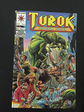 Box 52a, Comic Valiant, Turok Dinosaur Hunter, # 2 Aug