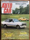 Autocar+26th+July+1975%3A+Escort+RS1800%2C+Saab+99%2C+Chrysler%2C+Bentley%2C+Bricklin+SV1