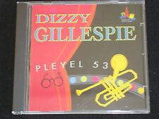 DIZZY GILLESPIE Pleyel 53 CD