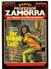PROFESSOR ZAMORRA Band 129 / DIE VAMPIR-LADY