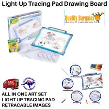 Crayola Light-Up Tracing Pad - Blue