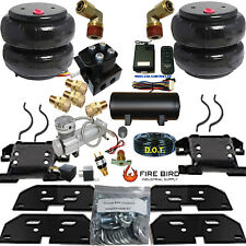 Wireless Air Helper Spring Kit 2500/3500 RAM 2003-2013 Compressor xzx