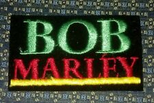 BOB MARLEY Iron or Sew-On Patch