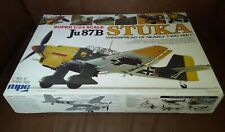 Super 1/24  Scale Ju 87B Stuka Plastic Model Kit