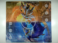 Pokemon Sun & Moon Custom  2 Player Playmat Battlefield Trading Card Game Mat