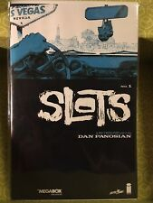 Slots Issue # 1 Megabox Exclusive Variant Cover! Image Comics Skybound NEW!