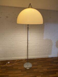 Originale 70er Jahre Design Lampe Bogenlampe Chrom Stehleuchte Vintage Klassiker