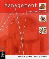 Management by Paul Davidson Free Desktop edition,number not used & supplement bk