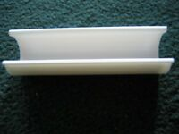 """4in SNAP CLAMPS for 1/2"""" PVC Pipe - 10pk  to secure plastic sheeting/ fabric #11"""
