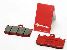 BREMBO PASTIGLIE sinterizzati KAWASAKI zx10 R COPPIA modelli 2008-2013 (07su27sa)