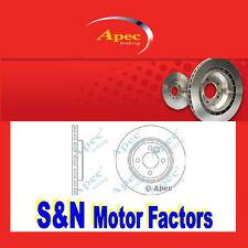 Brake Discs - fits Mini One, Mini Cooper (2001 on) - Front APEC DSK2060