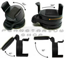 SOPORTE PARA HTC NEXUS ONE COCHE MOVILES UNIVERSAL 360º AJUSTABLE CAR HOLDER G5