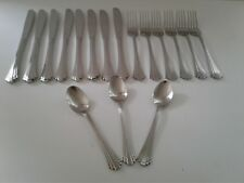 World Tableware ALEXIS Stainless Flatware 17 Pieces         (K33)