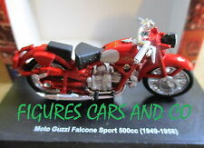 MOTO 1/32  MOTO GUZZI FALCONE SPORT 500 1949-1958  MOTORCYCLE MOTORRAD