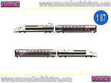 Coffret TGV 2N2 Duplex JOUEF - HJ 1060 - Echelle 1/87