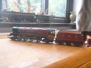 """Hornby LMS Duchess """"Duchess of Sutherland"""" No 6233"""