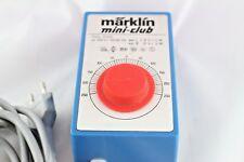 Trafo Fahrgerät 37670 Märklin mini-club Spur Z +Top+